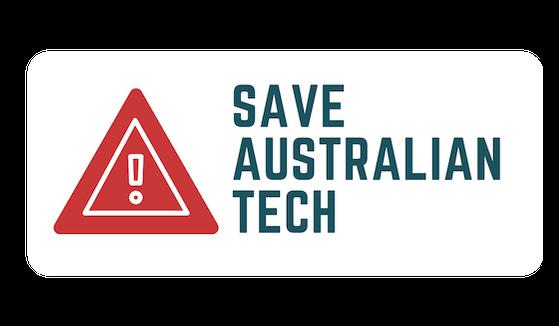 Save Australian Tech